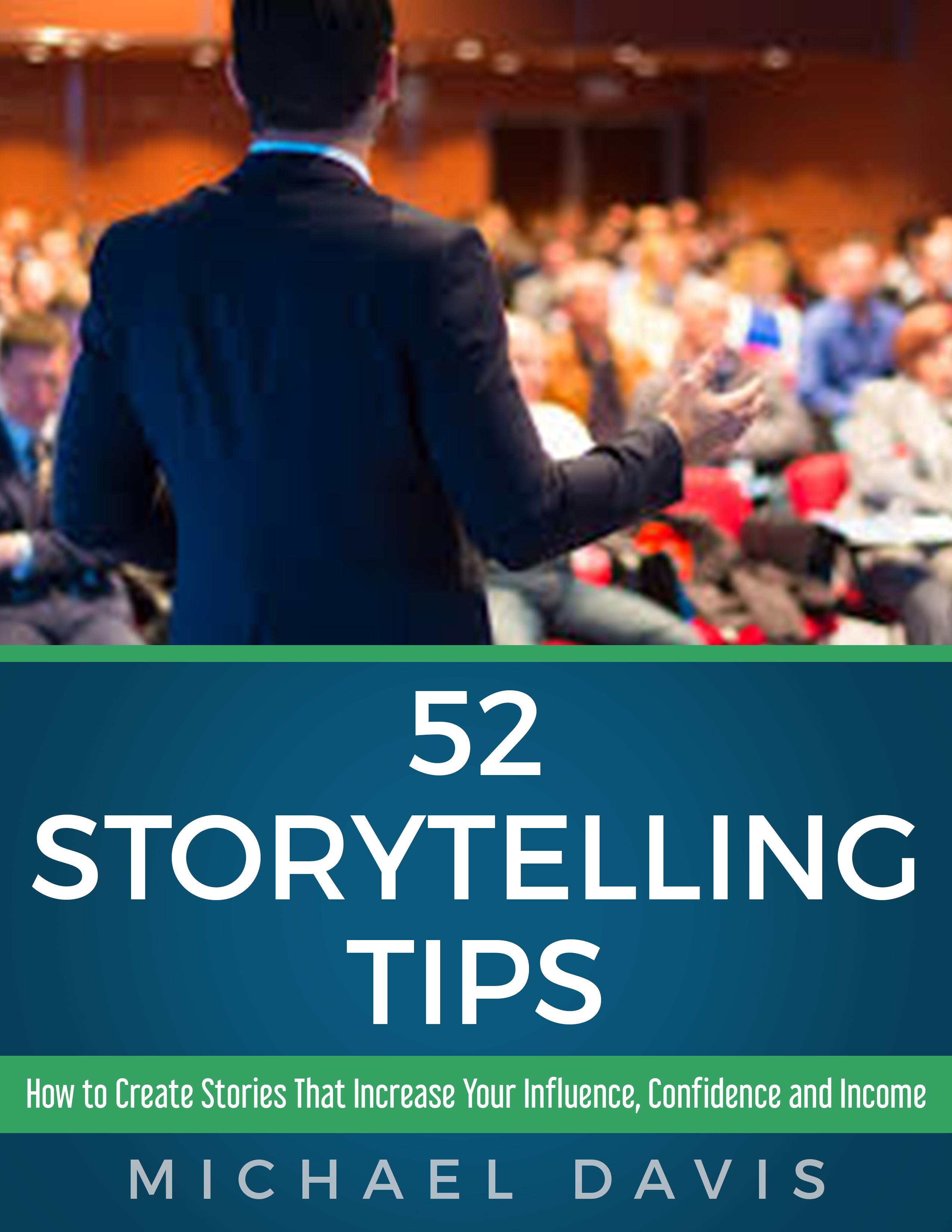 52 Storytelling Tips