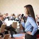 Manage nerves before you speak
