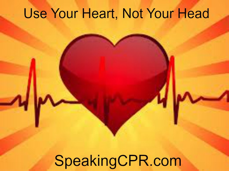 Speak from Your Heart